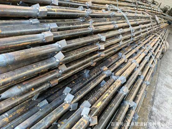 顶管施工中钢花管注浆是怎样的?