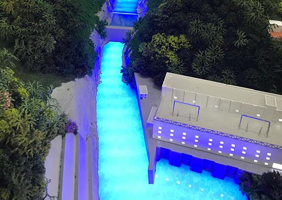 布桑加水电站