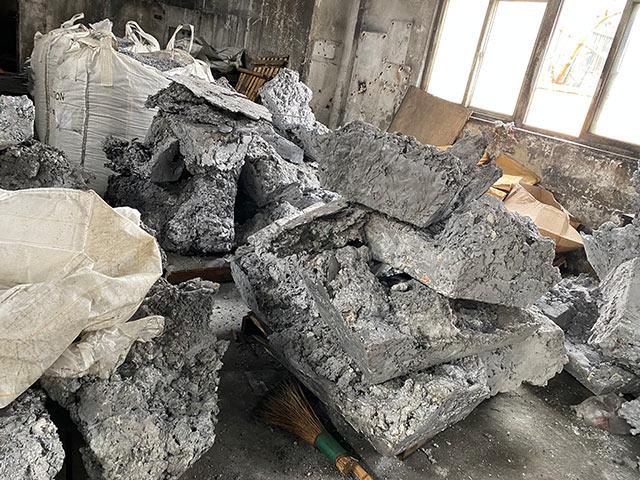 废铝渣回收