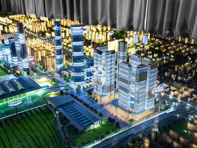 城市规划模型