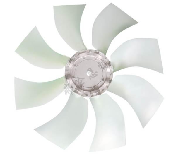 白银散热风叶工作原理是什么