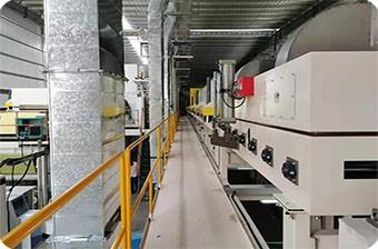 PP膜涂布烘箱