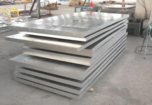 鋁板表面劃痕處理方法