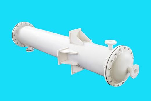 PP列管式换热器