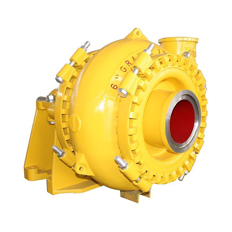 砂砾泵-G(H)系列-砂砾泵