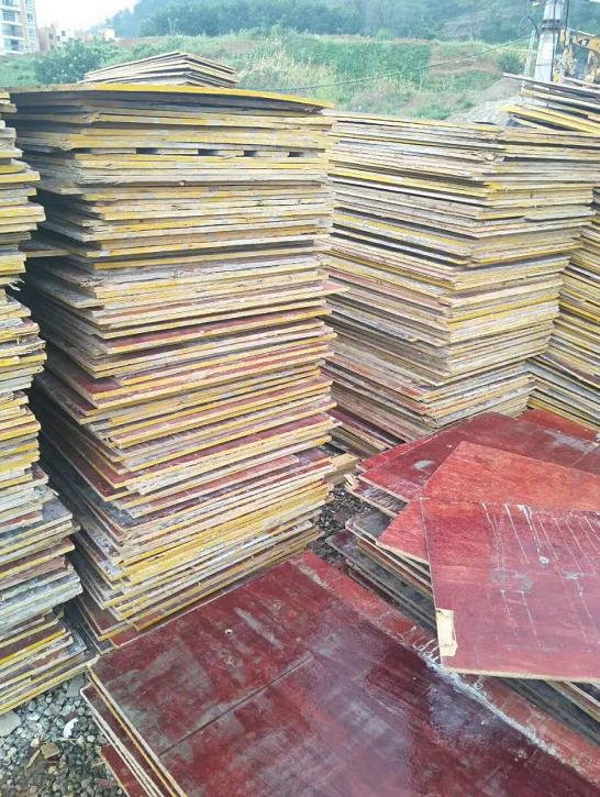 旧模板回收