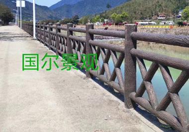 一般在什么地方会用到仿木栏杆呢