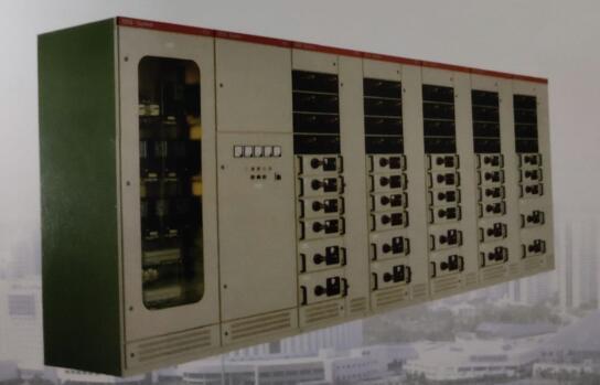 GCS低压抽出式开关柜