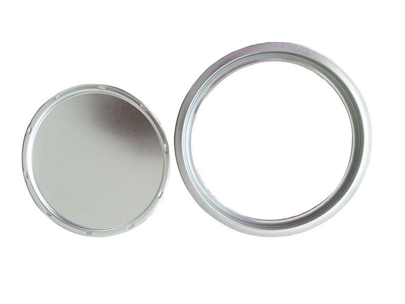 Milk powder can covers