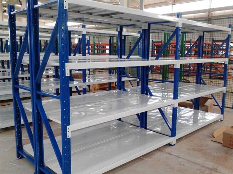 物料整理倉儲貨架