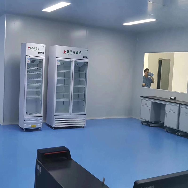 核酸檢測試劑及配套實驗室