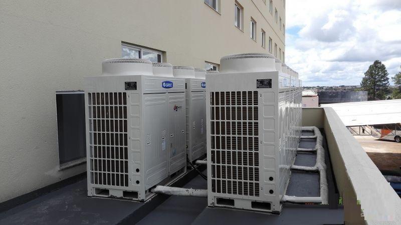 家用中央空调选水系统,还是氟系统?