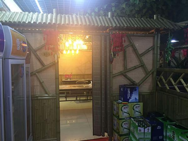 江门竹木装饰