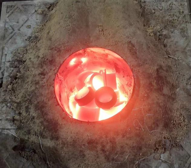 小型熔金炉