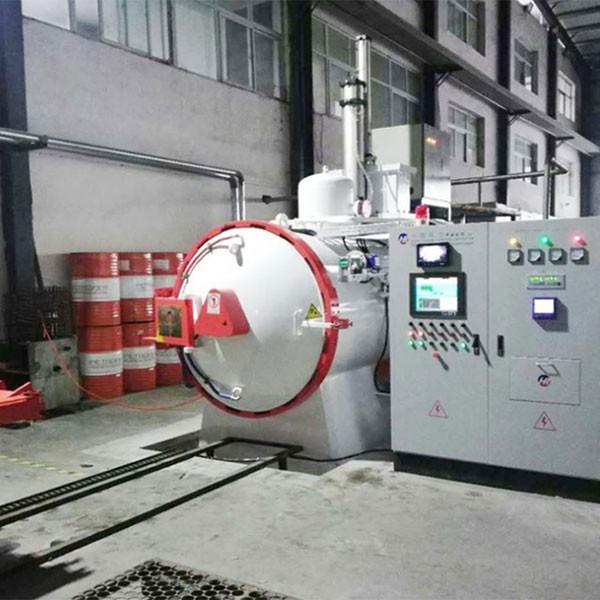 雙室油淬氣冷真空爐