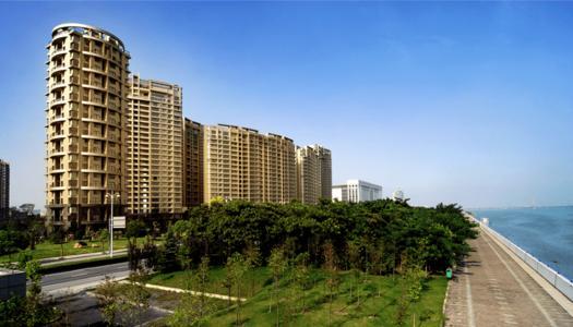 杭州滨江沿江景观房