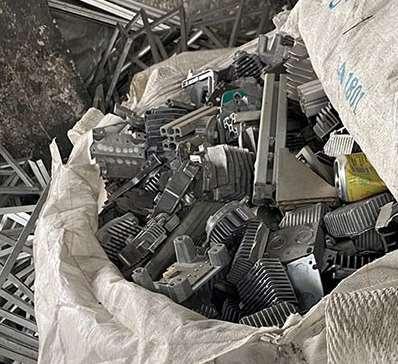 废铝是回收过程中重要的输入材料