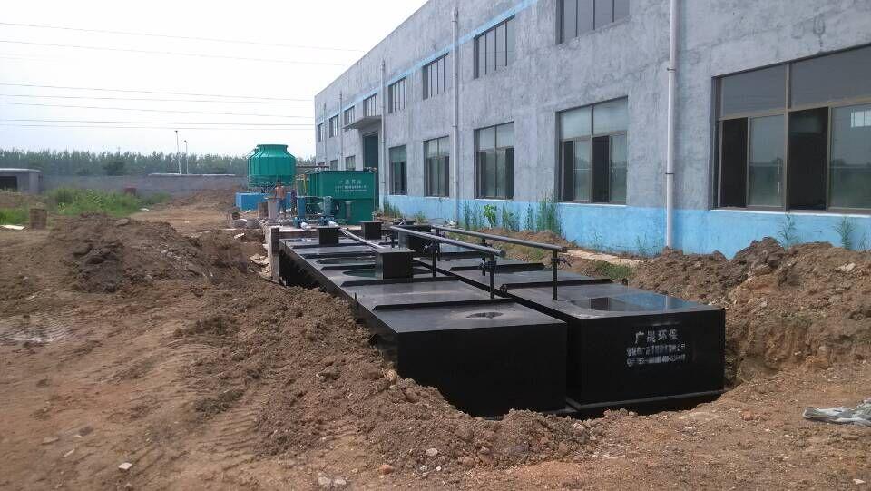 污水处理安装案例