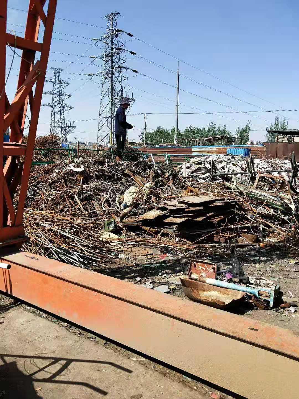 银川哪里有废旧物回收批发