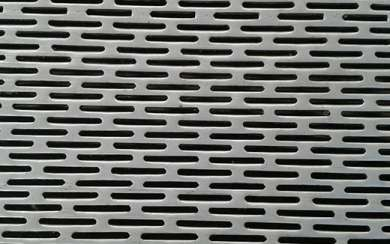 冲孔网网孔堵塞时的处理方法