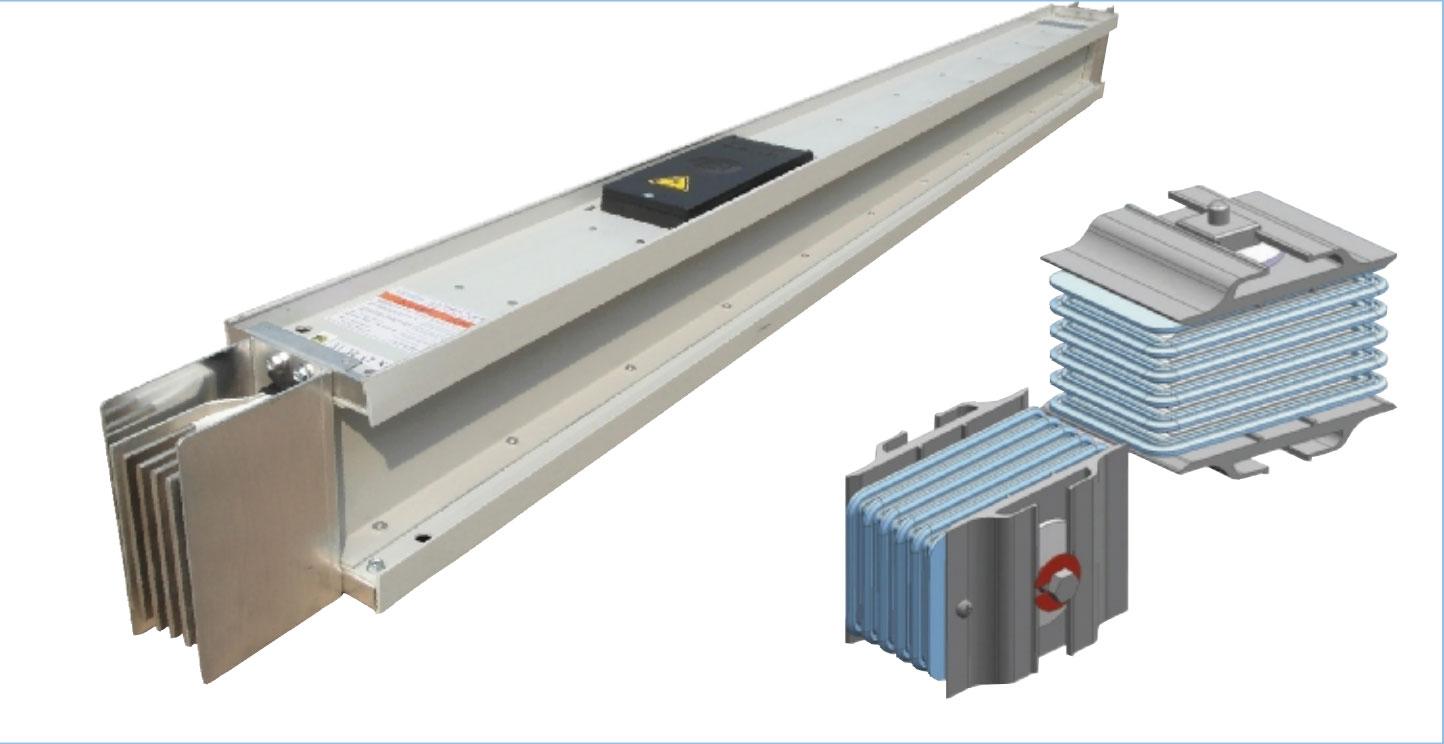 CCXL铝制母线槽