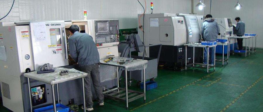 模具制造工业需要数控机床的支持