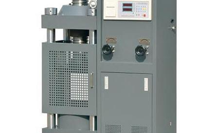 在日常工作中试验仪器压力机如何维护