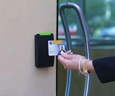 门禁系统中读卡器的功能简述