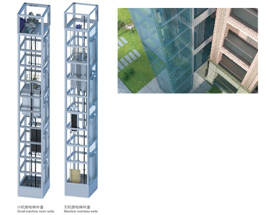 旧楼加装电梯