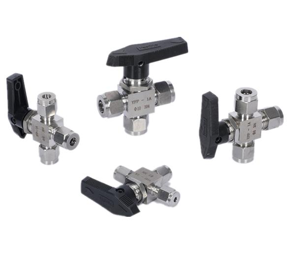 专业厂家仪表管件阀门的控制及其特点