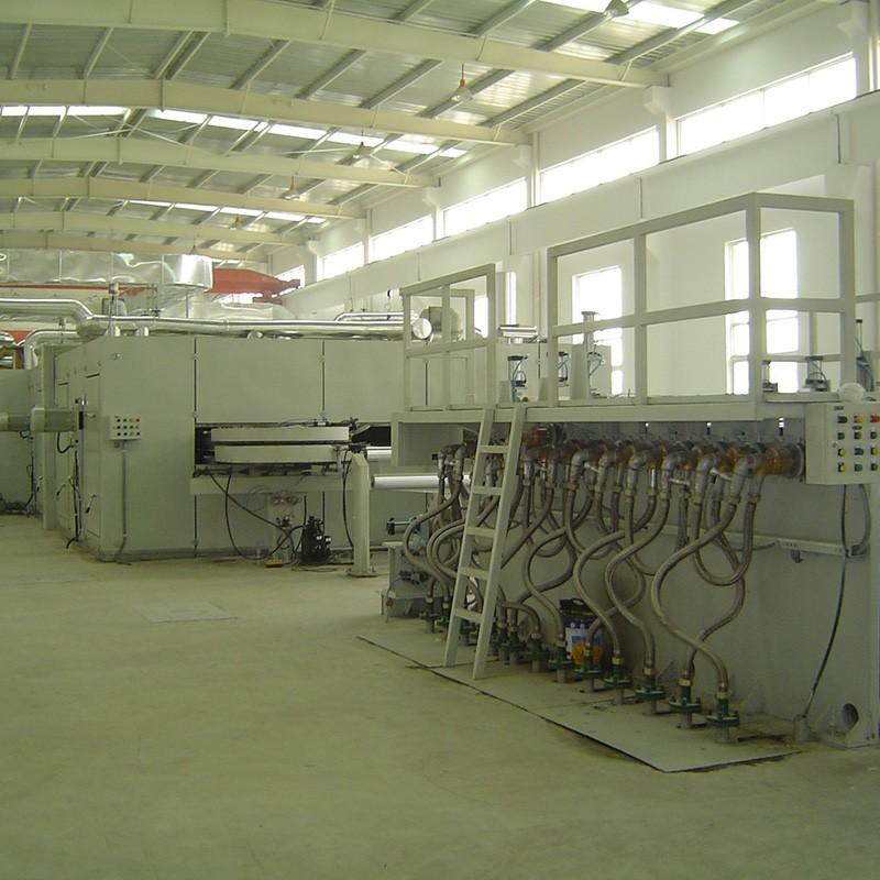 首条国产万吨级BOPET生产线