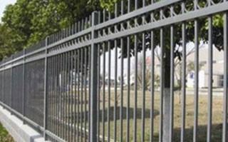 F型平头围栏
