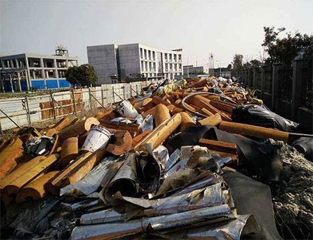 北京工业固废物处理