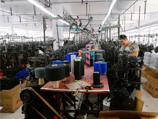 纺织加工车间
