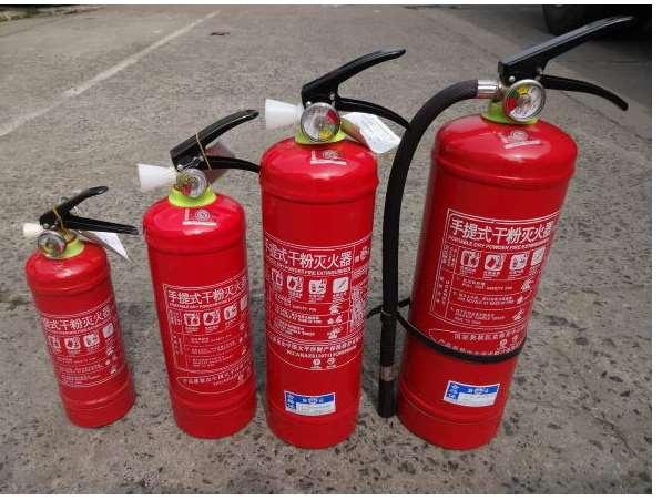 消防器材使用方法应该要广泛科普