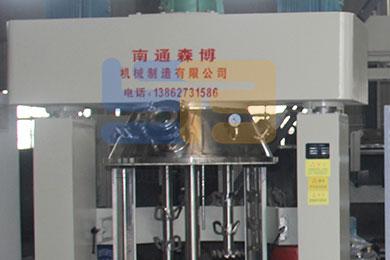 结构胶设备干粉搅拌机日常保养时需要注意的事项