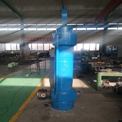 钢厂泥炮液压缸