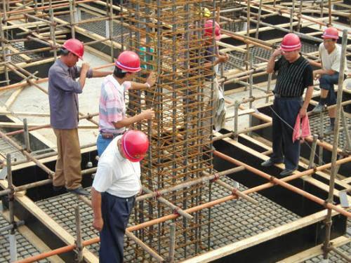 建筑工程劳务