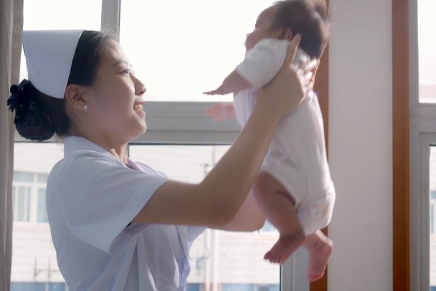 重庆市第六人民医院《让爱延伸》