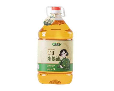 介绍米糠油带来的保健作用