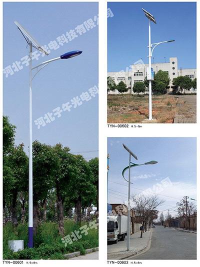 路灯杆生产厂家剖析太阳能灯针对路灯品质规定有什么?