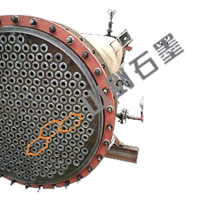 GGH tubular graphite heat exchanger
