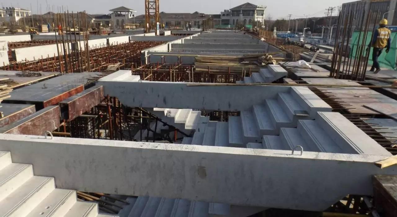 装配式建筑工程的施工关键点
