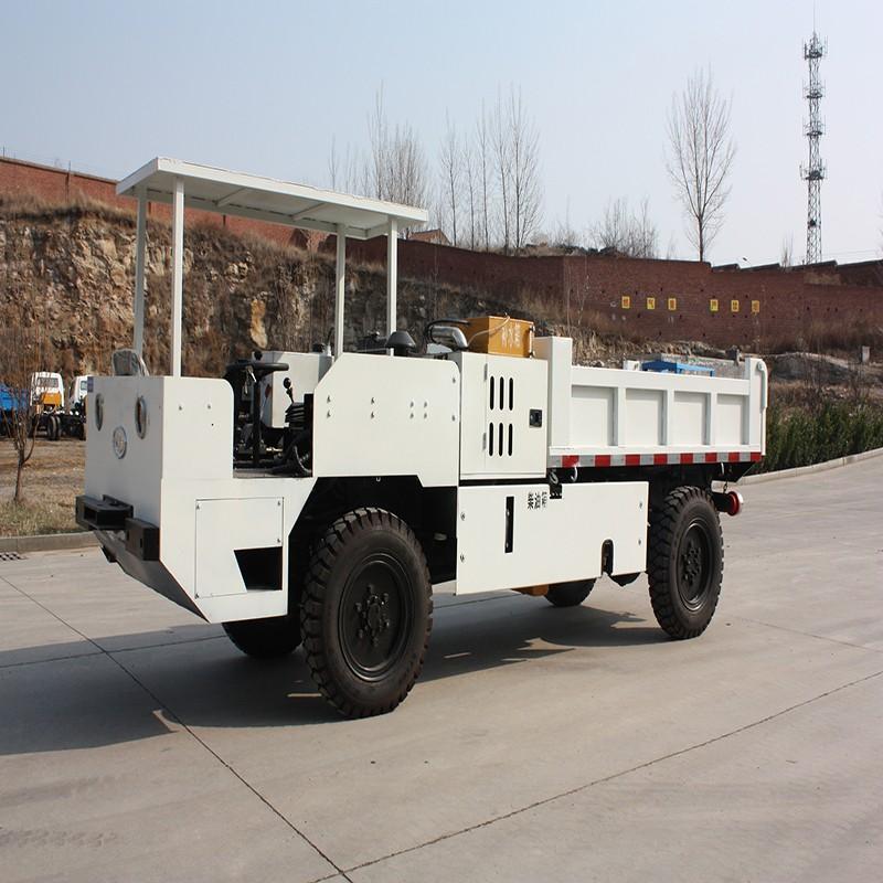 矿山专用运输设备有哪些优点呢?
