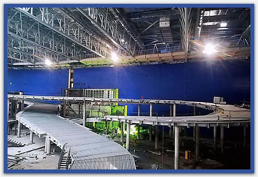 钢结构加工中产生的缺陷及防护措施