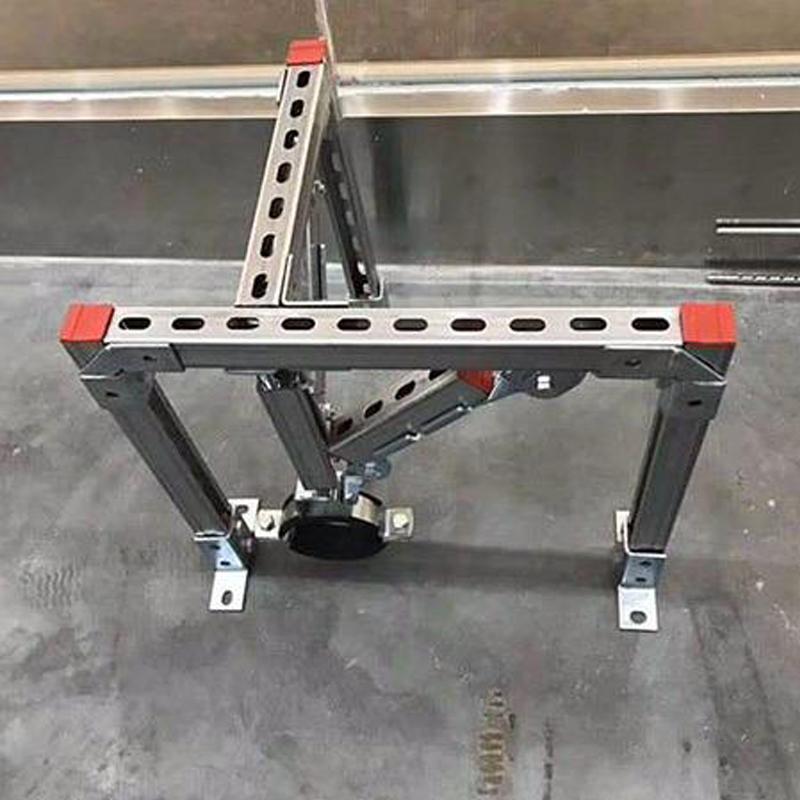 建筑抗震支架金属屈服型阻尼器解析