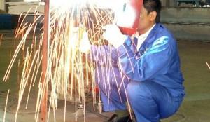 高级焊工培训班