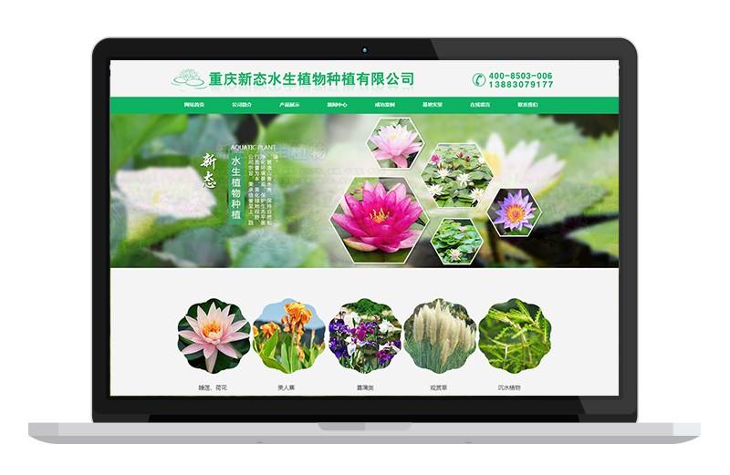重庆新态水生植物种植有限公司