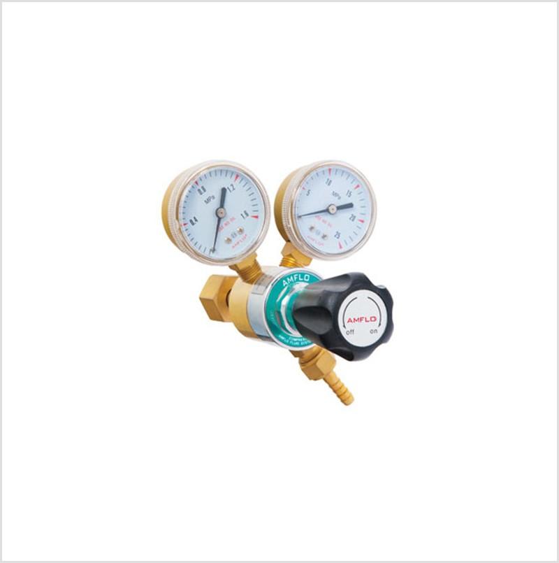 R210系列轻巧型减压器的使用方法