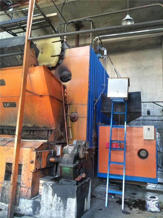 10吨燃煤锅炉改造